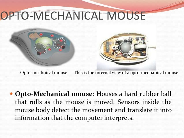 An Overview On Keyboard And Mouse