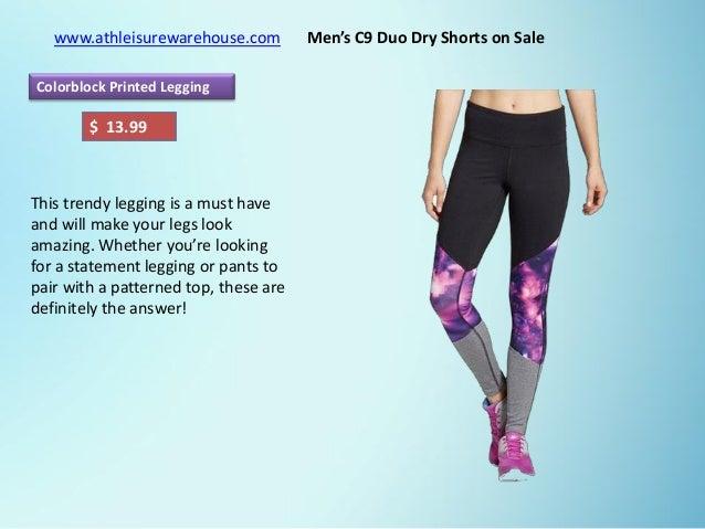a273c4c365295 C9 by Champion Women's Leggings | Women's FreeWear Leggings | Women's…