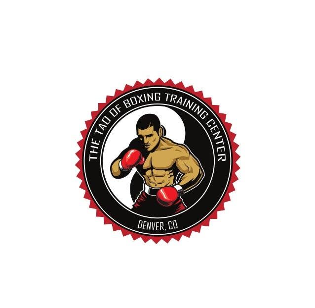 Tao Boxing Logo color