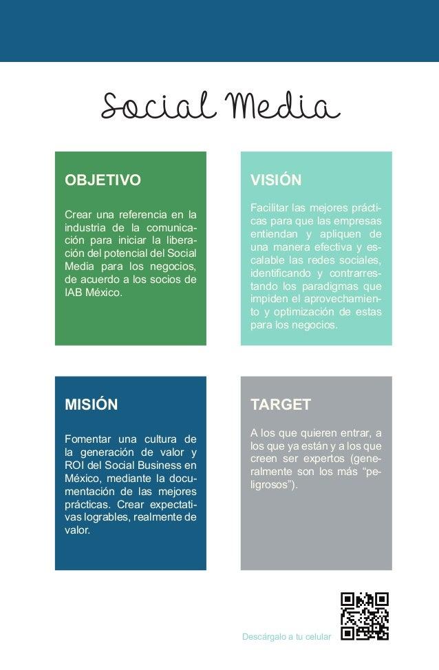 Whitepaper Social Media IAB Mexico Slide 3