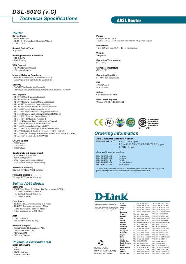 Best Data DSL502E Driver