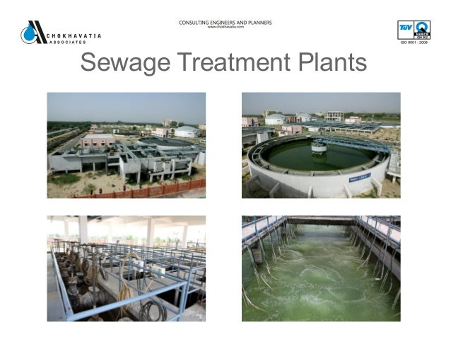 Gympie sewage treatment and processing plant