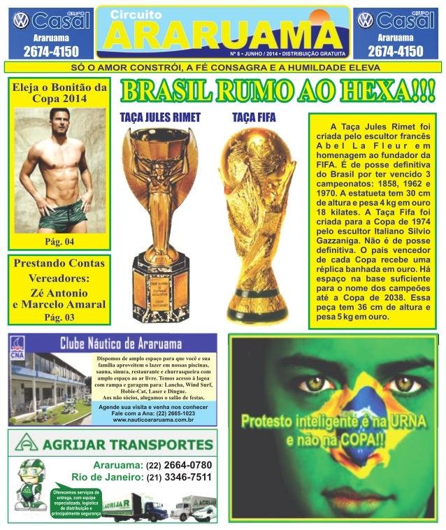 Circuito Araruama Edição 08