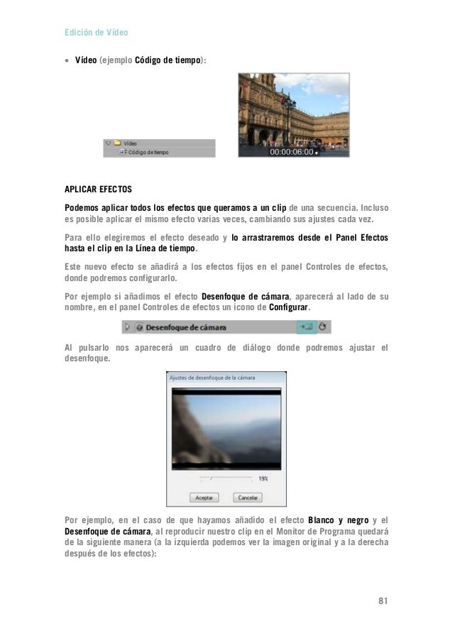 Curso rápido de Edición de Video Andalucia Compromiso Digital