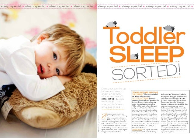 › A s many parents know, even the smallest of tots can have big ideas on when they choose to snooze! While you dream of qu...