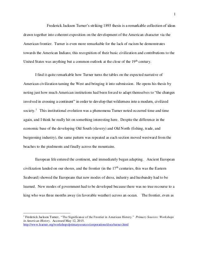turner thesis racism Discourse semantics and ideology show all authors teun a van dijk teun a van dijk n , hill, s and turner the dominant ideology thesis london.