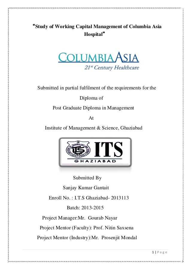 Columbia Asia Medical Centre Design Interior Jpg 1 000 1: Sanjay