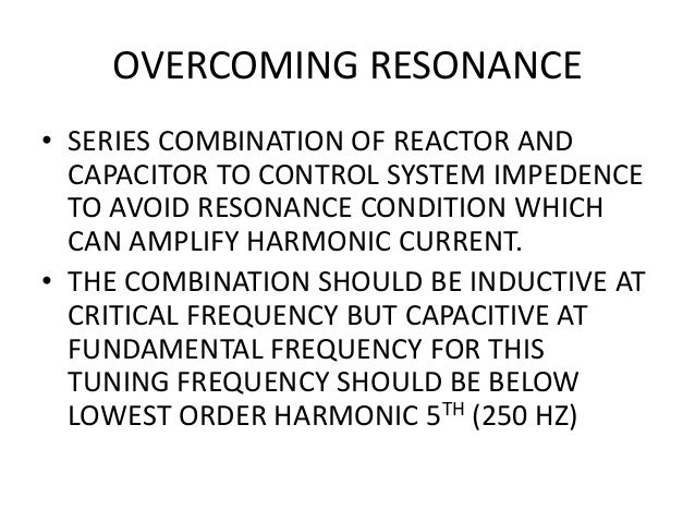 thyristor control reactors nonlinear and linear Abstract- the static var compensators having fixed capacitor thyristor controlled reactor (fc-tcr) used to improve voltage stability in power systems are nonlinear elements the fixed capacitor group will produce reactive power while the thyristor controlled reactor will consume reactive power in compensators having.