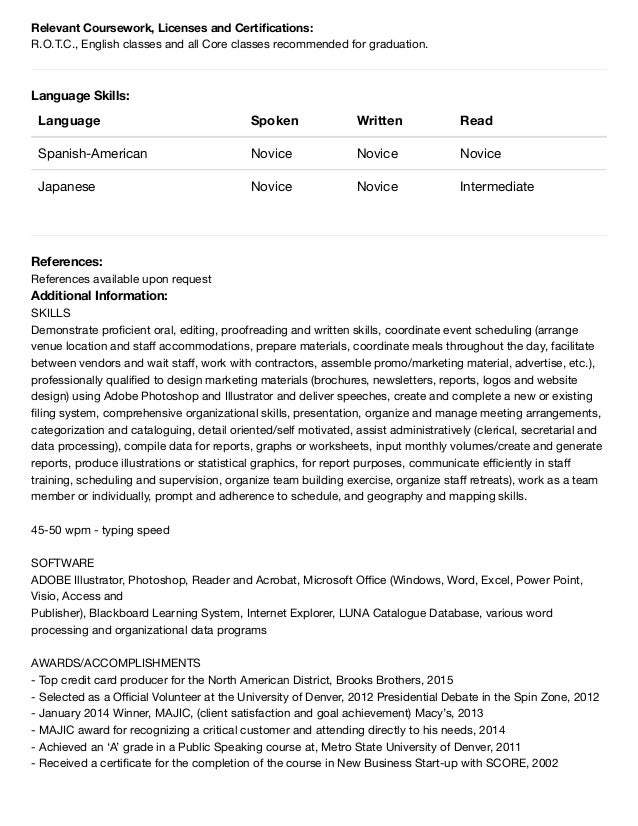 "resume relevant coursework computer science If your story is all about being a ""phd in computer science with you should absolutely list relevant coursework creating a great data science resume."
