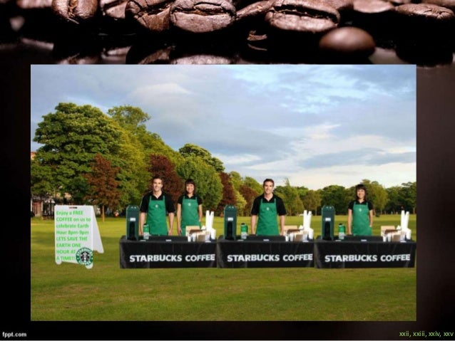 starbuck s and imc Starbucks key of success is the ability to change the concept consumers had about drinking coffee with more than 6000 outlets across the world (2003 numbers) and the intention of increasing.
