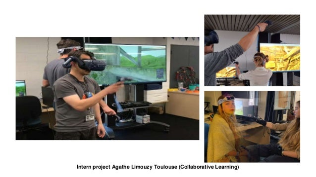 Intern project Agathe Limouzy Toulouse (Collaborative Learning)