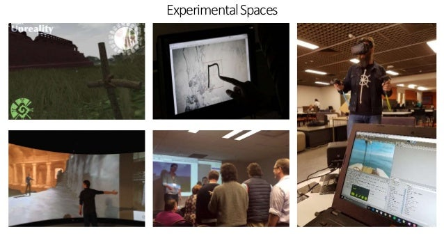 ExperimentalSpaces