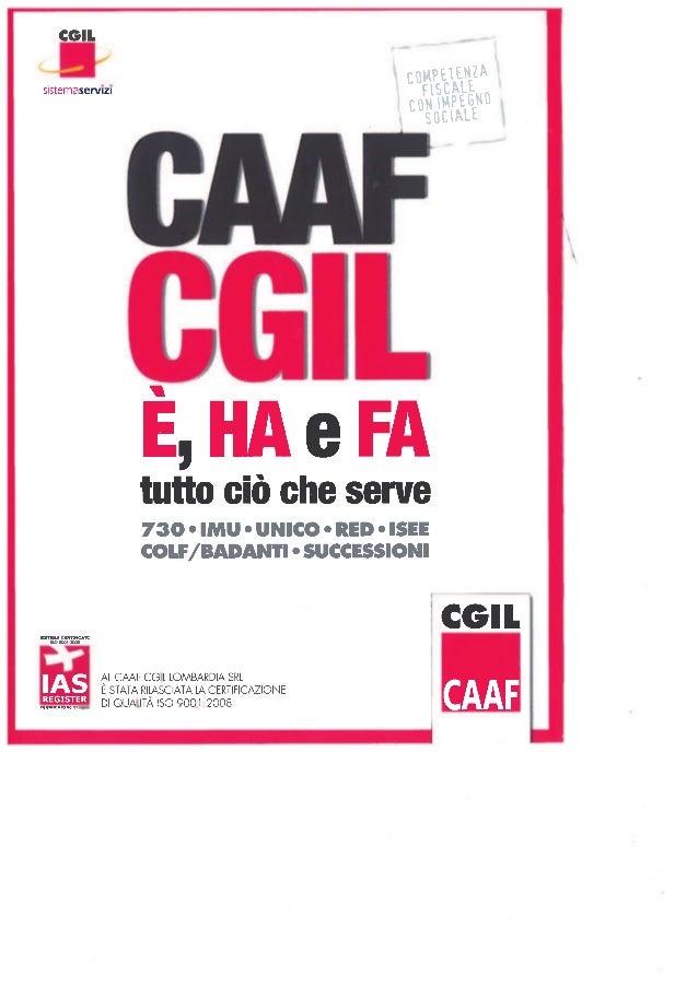 CAAF CGIL VARESE