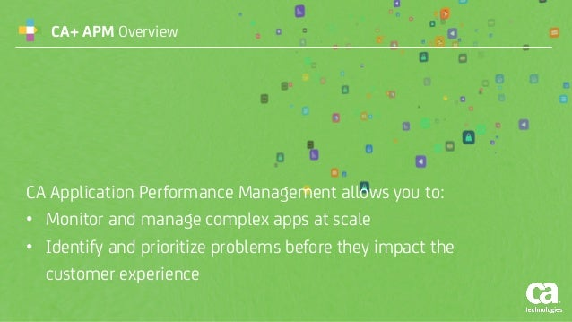 APM: Monitoring and Managing App Performance Made Easy