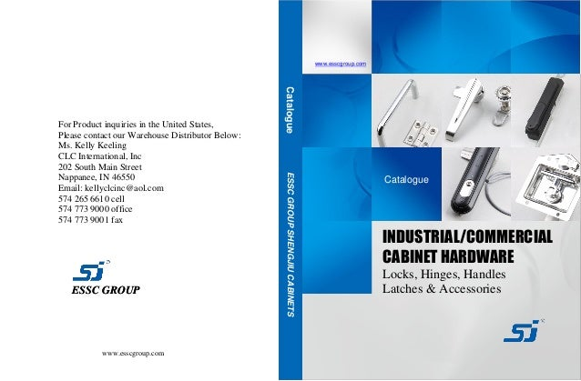 Industrial Commercial Cabinet Hardware