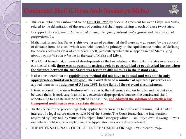 ICJ COURT DECISIONS
