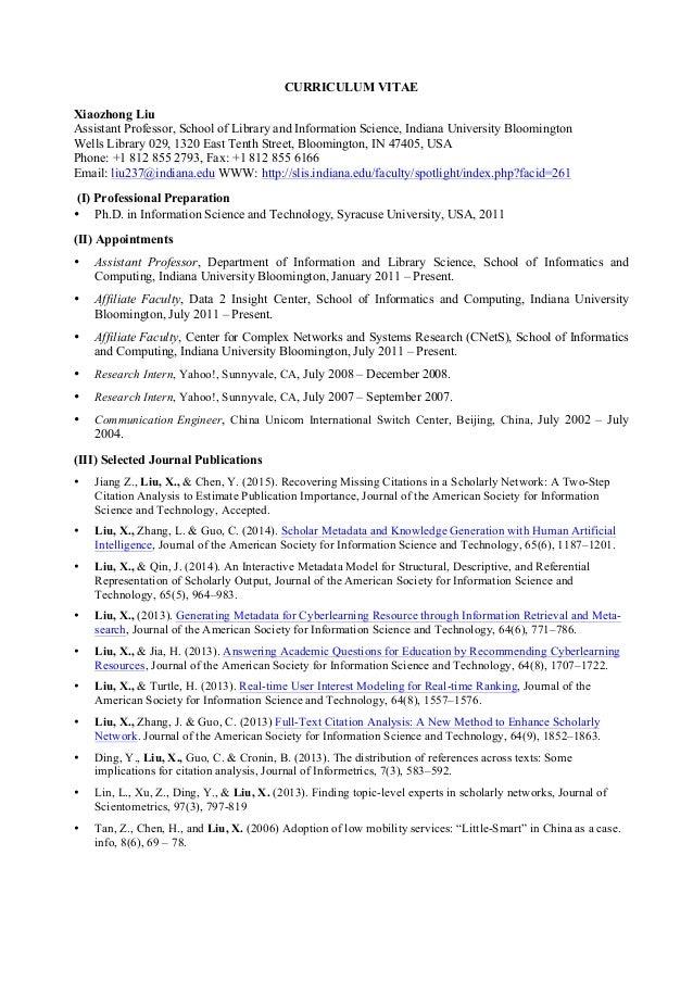 Nsf resume resume key skills problem solving