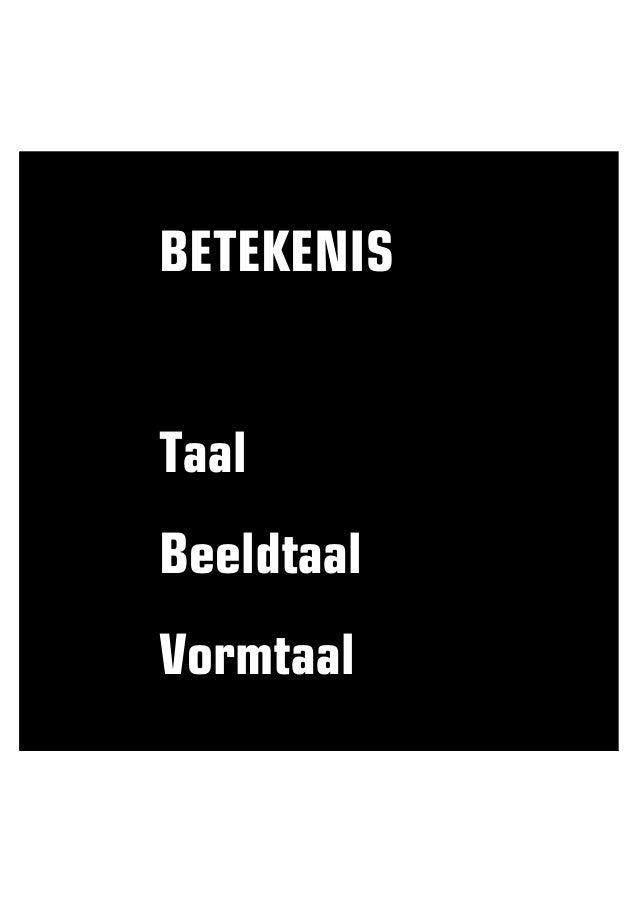 Semantics / Image - TU Delft Architecture Faculty Lecture ...