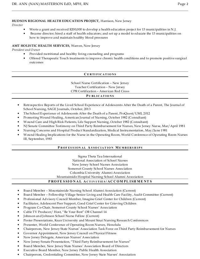 Resume Cv August 19 2015