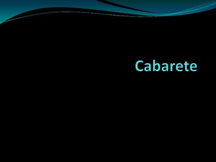 Cabarete<br />