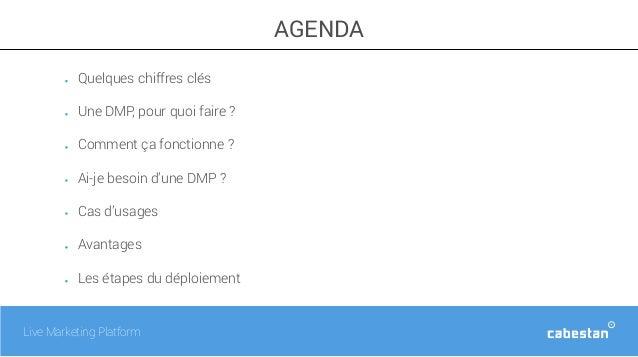 Cabestan - La DMP pour une expérience client toujours plus personnalisée Slide 2