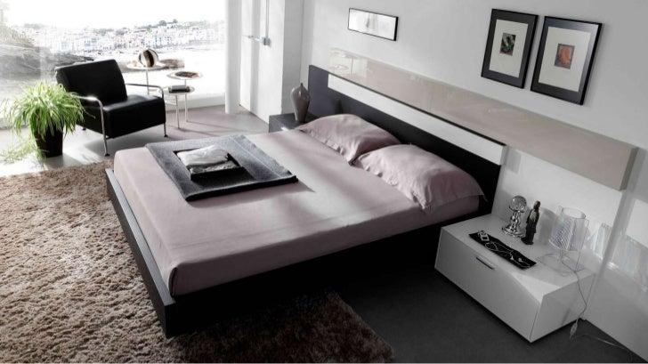 Muebles dormitorios matrimonio modernos