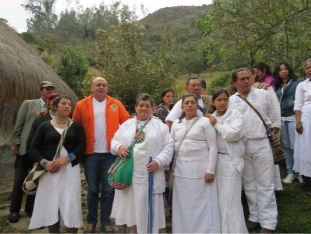 FAMILIAS EN ACCION PARA INDIGENAS DE SESQUILE