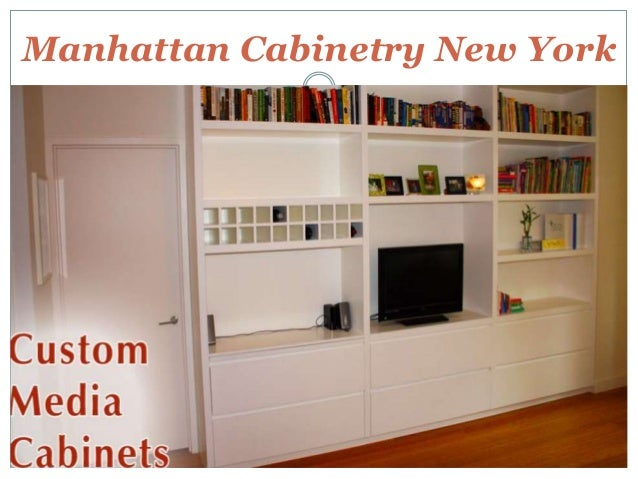 3. Manhattan Cabinetry New York; 4.