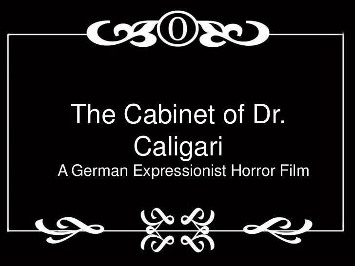 cabinet of dr caligari plot segmentation Read the empire review of the cabinet of dr caligari find out  track it down  and be rewarded with possibly cinema's first ever twist ending.