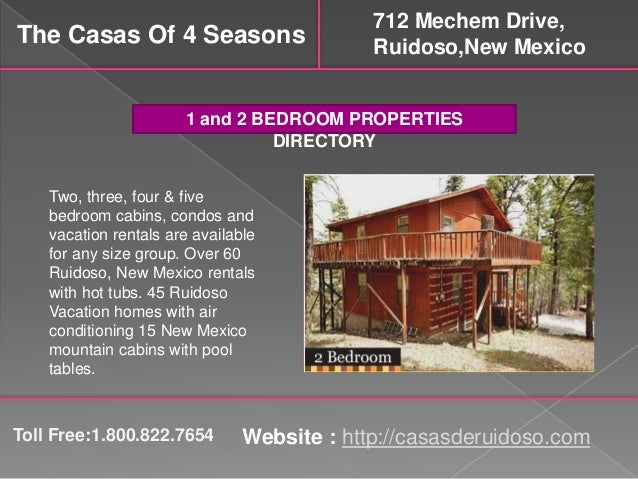 Cabins For Rent In Ruidoso Nm
