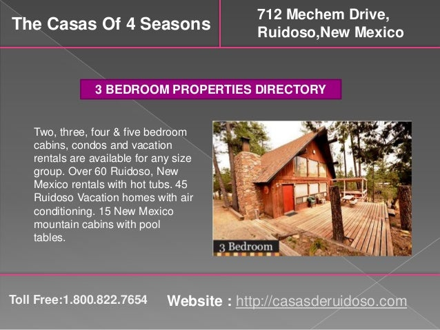 check tub pinon condo cabins private with hot c park vacation out ruidoso this cabin rentals at deck nm