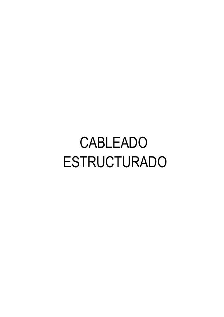 CABLEADOESTRUCTURADO