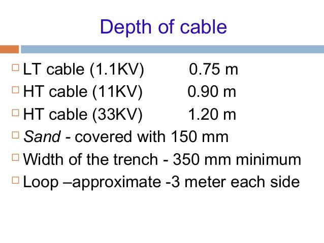 cable and laying 32 638?cb=1381262005 cable and laying Running Underground Electrical Wire Outside at soozxer.org