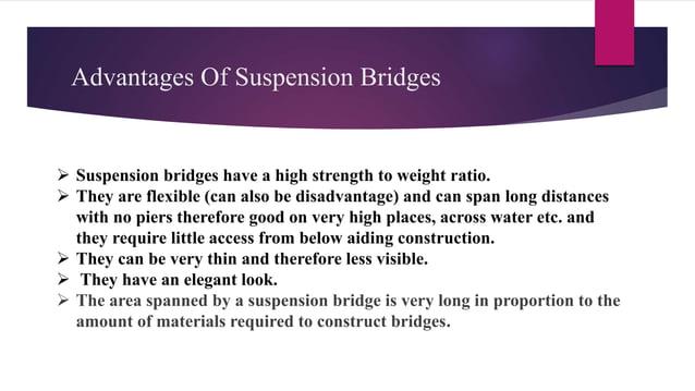 Cable strucutres(presentation)