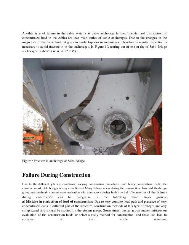 Cable suspension bridge pdf