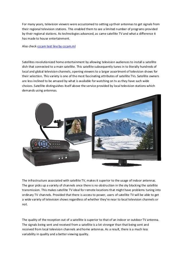 Cable vs satellite tv straight talk