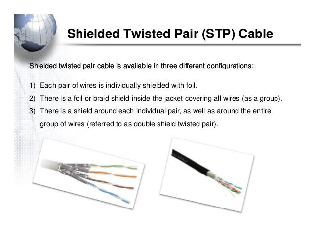 shielded twisted pair wiring diagram in wiring info