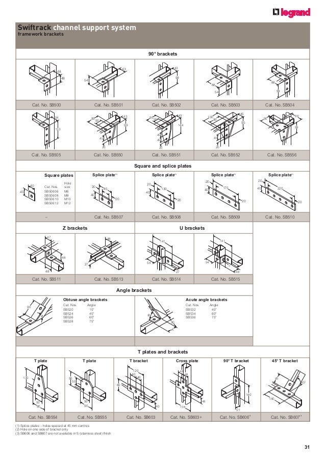 Steel Wire Cable Tray Product Catalogue
