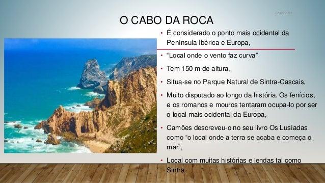 Cabo da Roca - Leonor Pereira 4BSM Slide 3