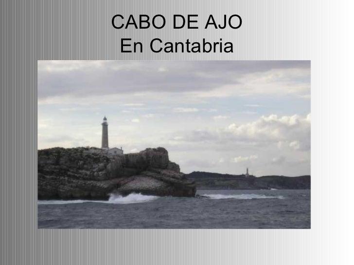 Cabos De EspañA Slide 3