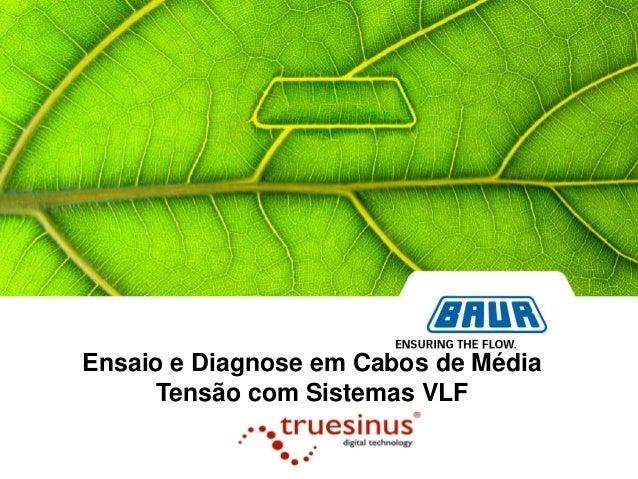 TN 04-09 Ensaio e Diagnose em Cabos de Média Tensão com Sistemas VLF