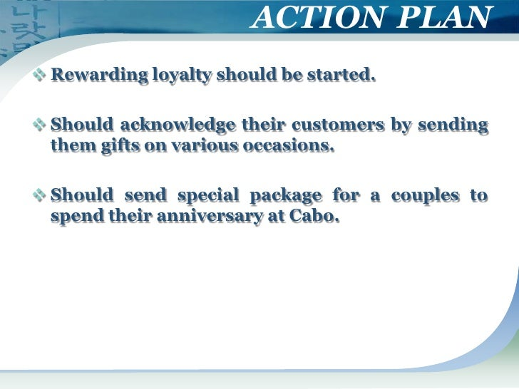 cabo san viejo rewarding loyalty Individual case question assignment cabo san viejo: rewarding loyalty (40  points) 1 what are the biggest problems facing the company in terms of  customer.