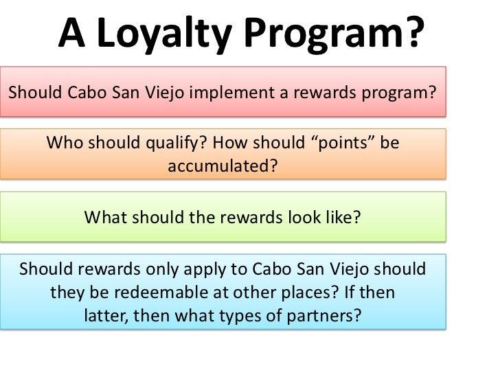 cabo san viejo loyalty program Tags loyalty viejorewarding studycabo case cabo case marketing viejo loyalty program ideas programc eacha groups focus case study-cabo san viejo-rewarding loyalty.