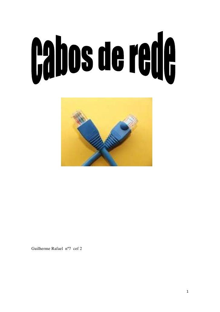 1024890217805<br />Guilherme Rafael  nº7  cef 2 <br />                                                <br />         Indic...