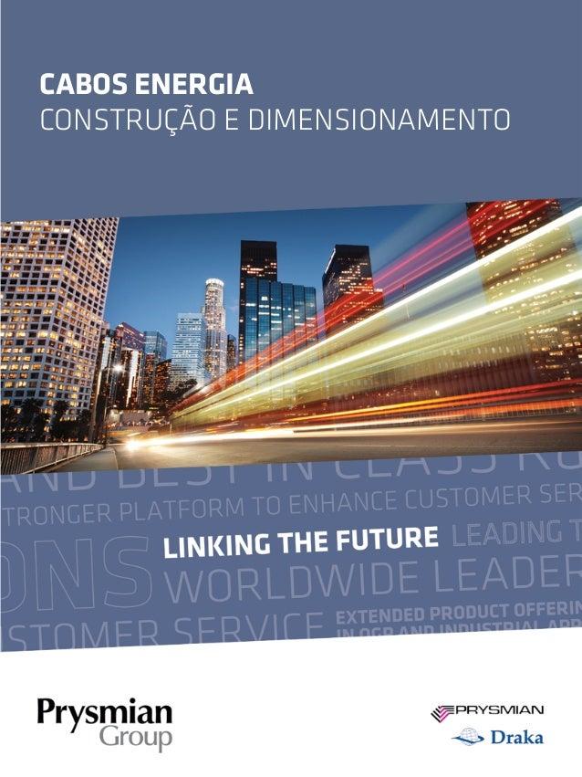 cabos energia construção e dimensionamento