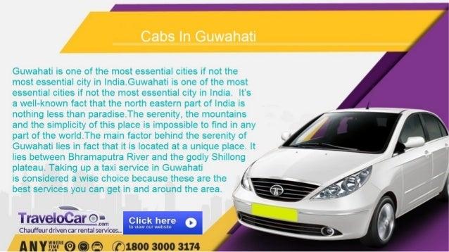 Cabs In Guwahati