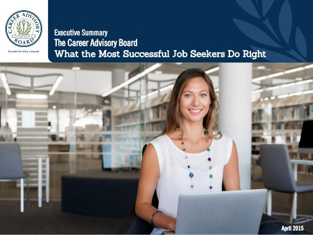 DeVry University Career Advisory Board What The Most Successful Job