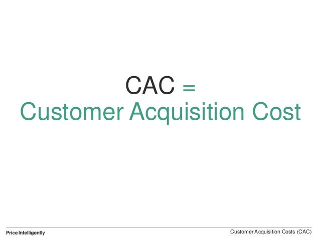 SaaS CAC: How to calculate and optimize Slide 3