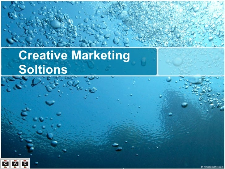 Creative Marketing Soltions