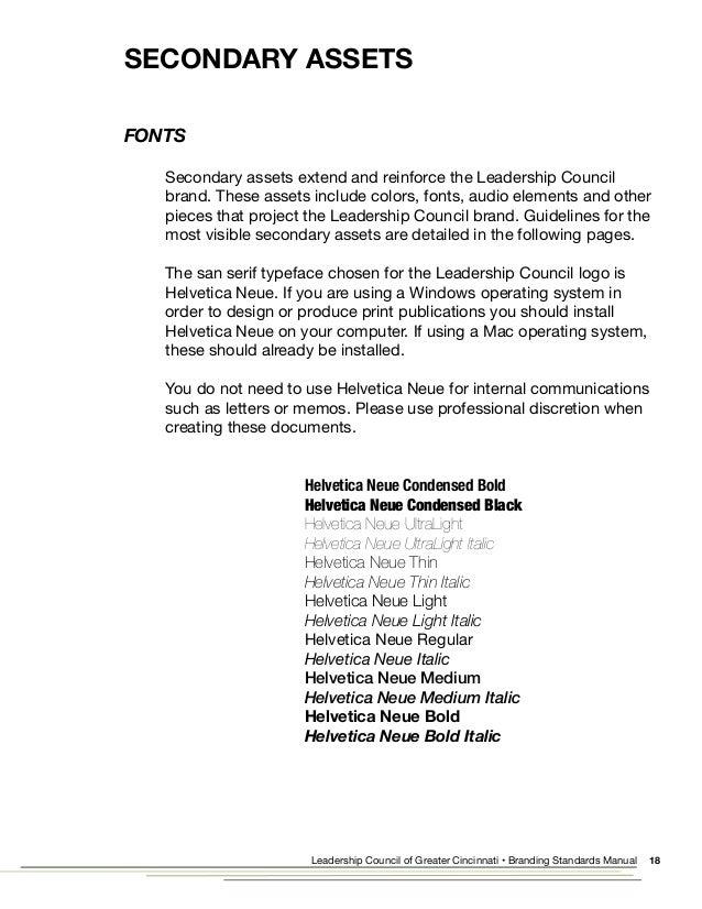 Logo_Branding Standards Manual
